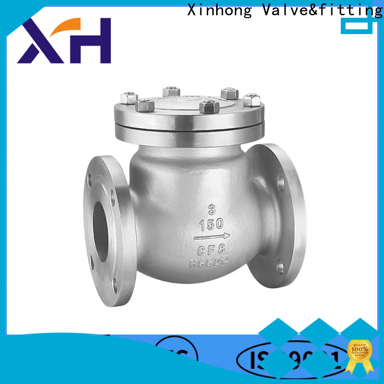 Custom one way gate valve for business