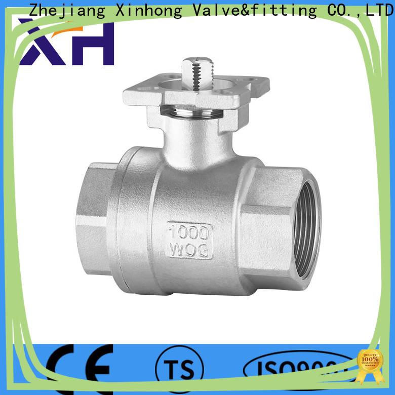High-quality pneumatic ball valve manufacturers