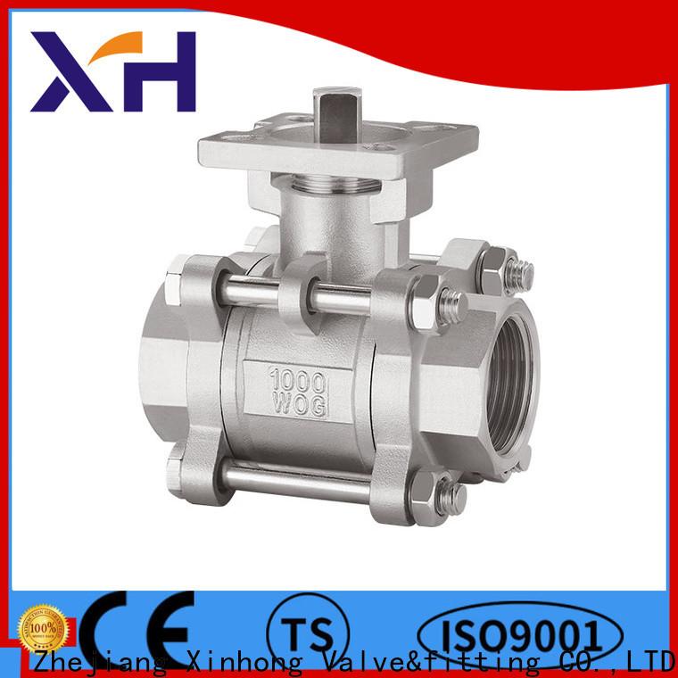 Xinhong Valve&fitting brass ball valve price manufacturers