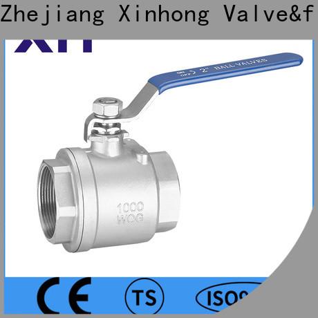 Wholesale ball valve price company