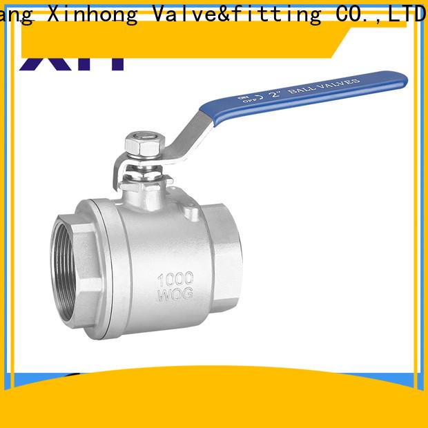 Top union ball valve brass Suppliers