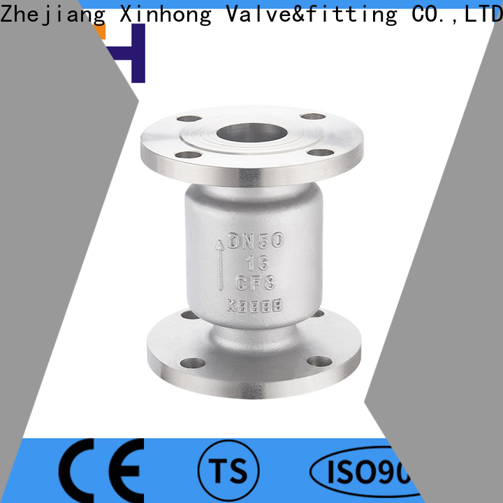 New one way gate valve for business