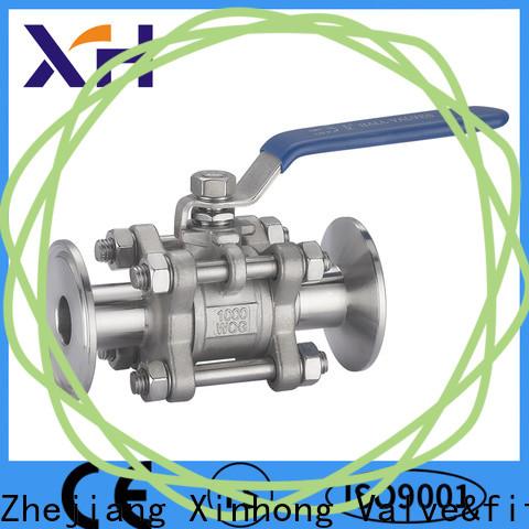 Xinhong Valve&fitting high pressure ball valve Supply