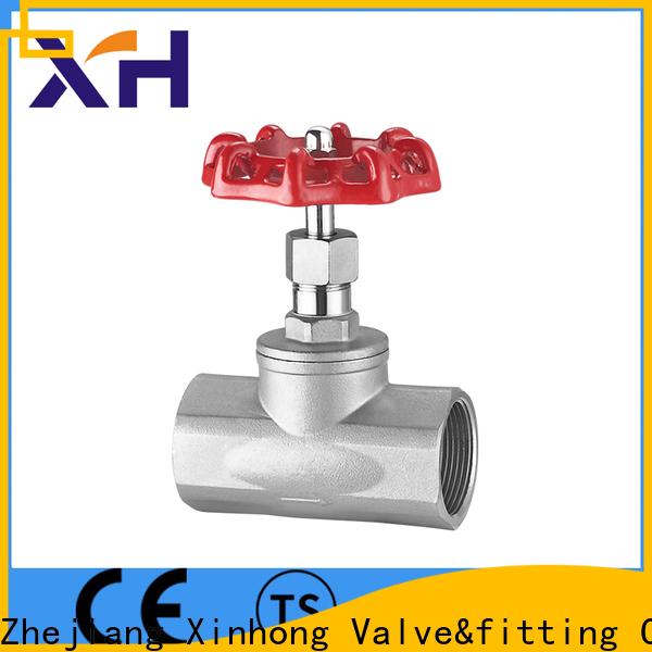 Xinhong Valve&fitting globe stop check valve manufacturers