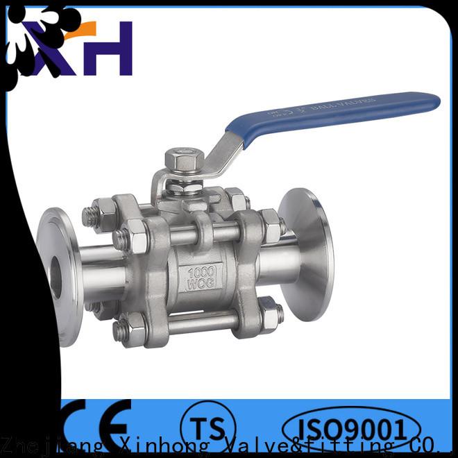 Top 3 piece ball valve Suppliers