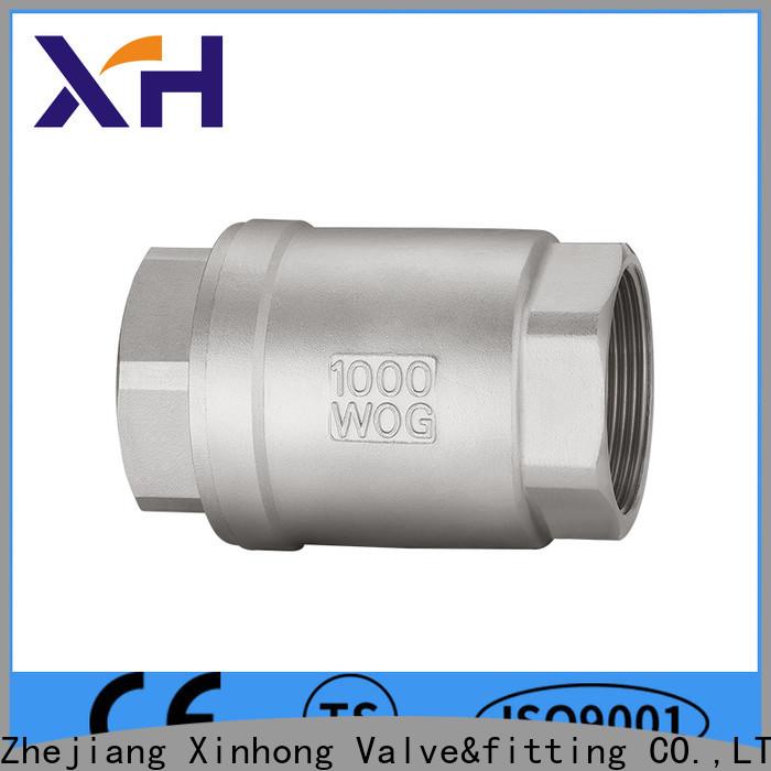 Xinhong Valve&fitting Latest floor drain check valve factory