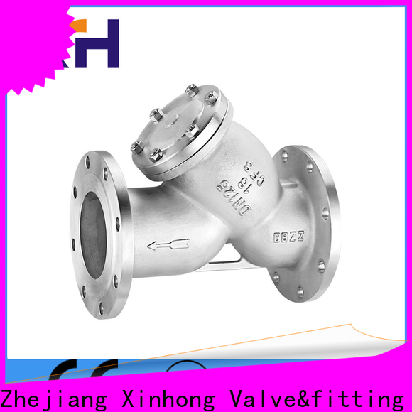 Xinhong Valve&fitting inline strainer factory