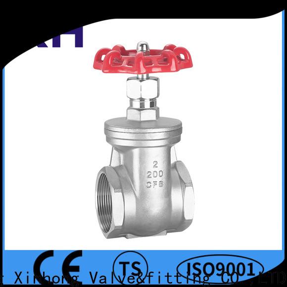 Xinhong Valve&fitting 5 inch gate valve Suppliers