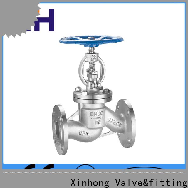 Xinhong Valve&fitting gate and globe valve manufacturers