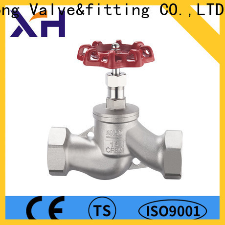 New high temperature globe valve Supply
